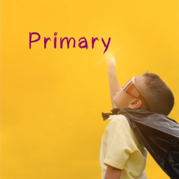 Primary product selection - for primary schools teaching KS1 & KS2
