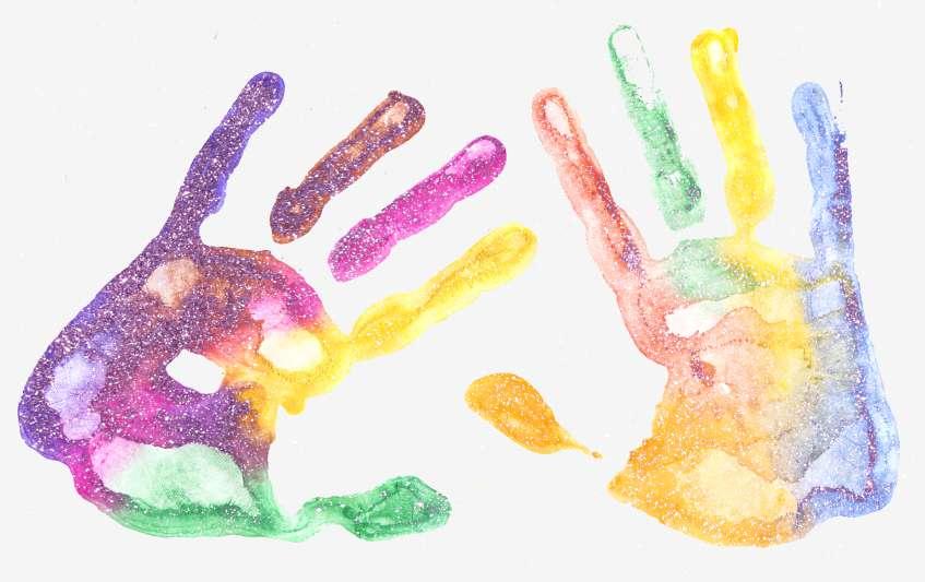 glitter-hands