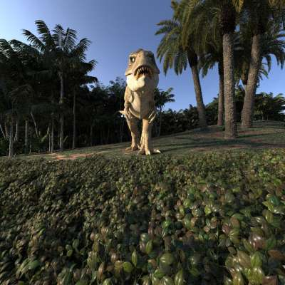 Link to the Dinosaurs virtual tour