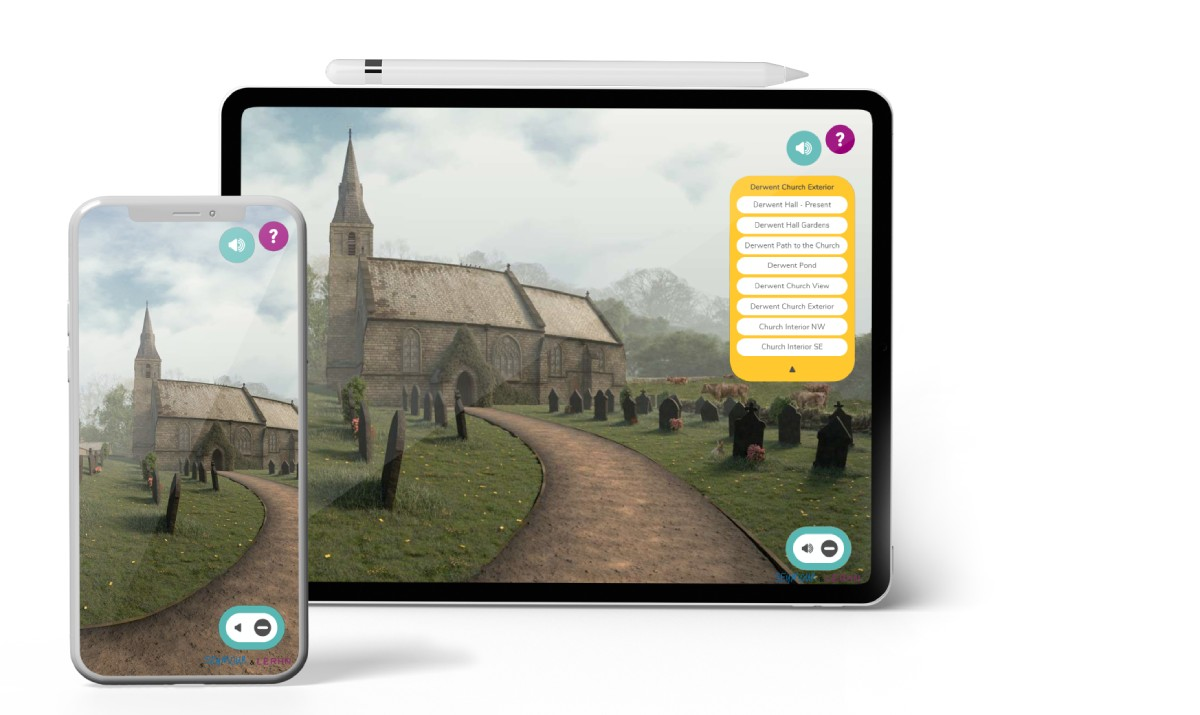 High quality 360 virtual tours on the Seymour & Lerhn immersive learning platform
